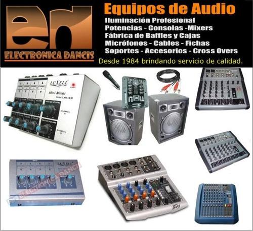 tweeters audio domo 120w 8 ohms by dancis