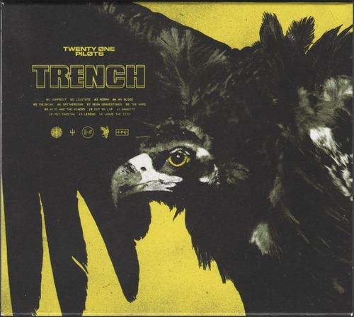 twenty one pilots cd trench nuevo original sellado new album