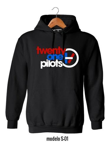 twenty one pilots sudaderas