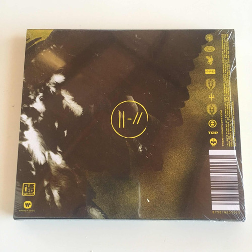 twenty one pilots - trench - cd nuevo