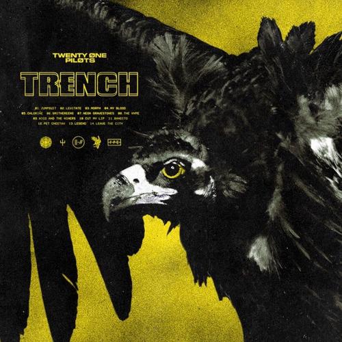 twenty one pilots trench cd nuevo original en stock