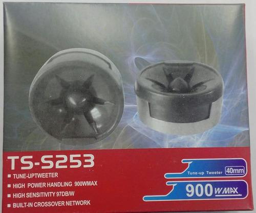 tweters ts s253 ó ts251 pulgada 1  brillos alta calidad x  2