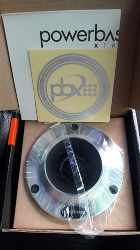 twetter 2 plano power bass 200 wts 4 ohm 4xl-2h