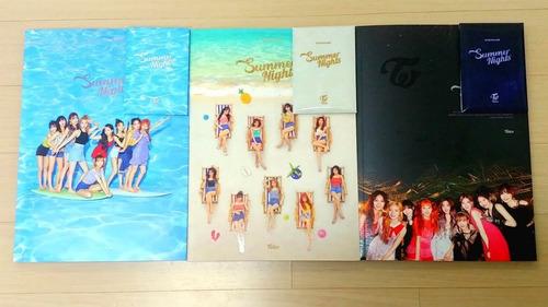twice 2do album especial summer nights envio gratis