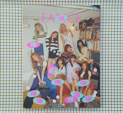twice 7th mini album fancy you cd + photobook nuevo import
