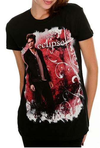 twilight eclipse edward swirl tee blusa hot topic