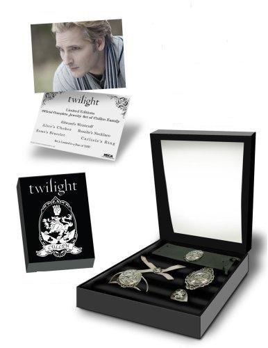 twilight limited edition official juego completo de joyas de