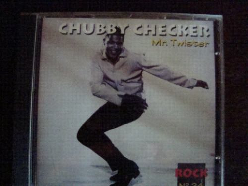 twist !!!!! chubby checker - mr twister !!!!! cd impecable