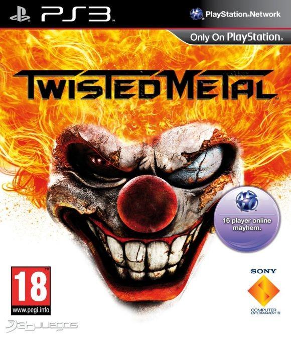 twisted metal ps3 español juegos ps3 delivery
