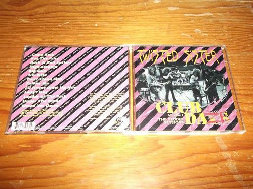 twisted sister - club daze cd imp ed 1999 mdisk