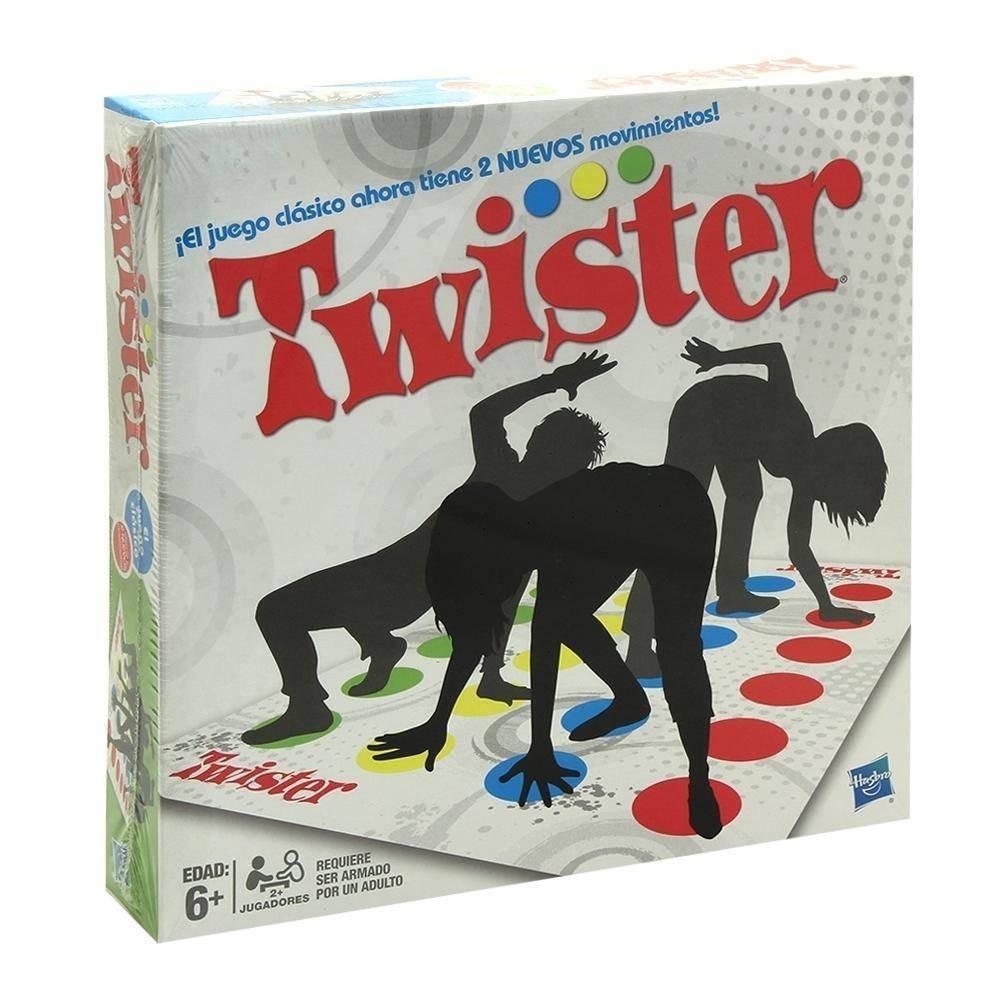Twister 2018 Nuevo Juego De Mesa Hasbro Gaming 299 00 En Mercado