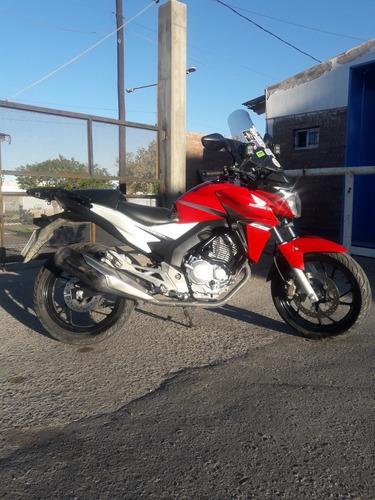 twister cb 250cc