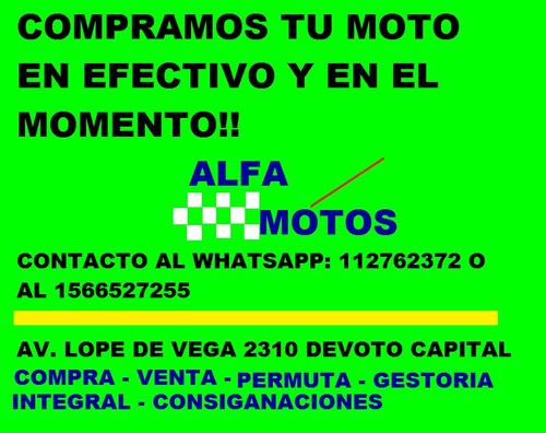 twister honda anticipo 49900$alfamotos1127622372 tomo moto