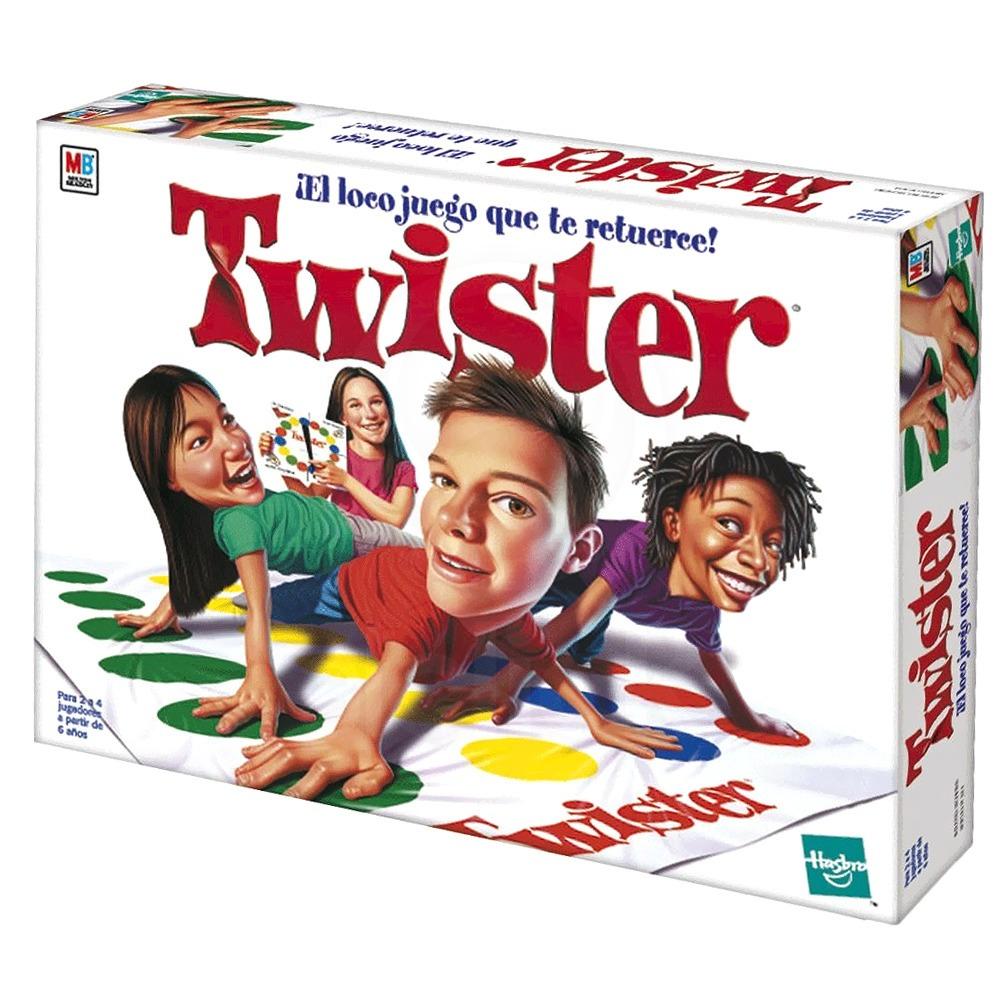 Twister Juego De Mesa Familiar Hasbro Original Envio Gratis