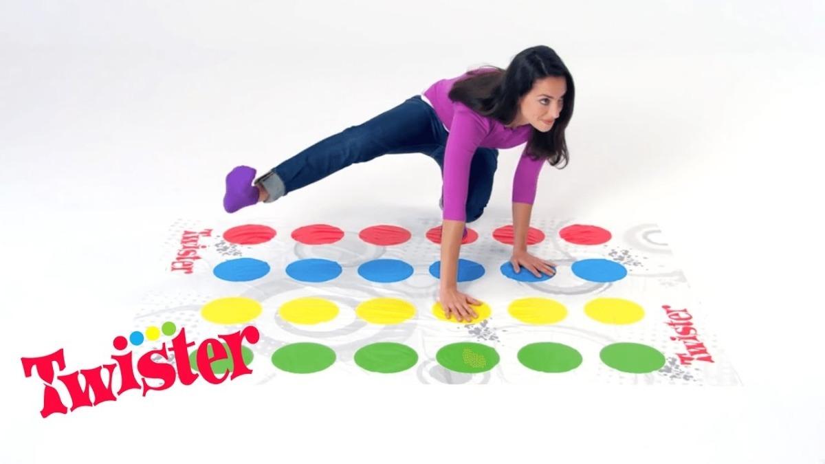 Twister Juego De Mesa Regalo Navidad Ninos Adultos 14 250 En