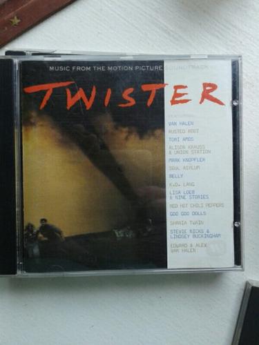 twister. original soundtrack. cd
