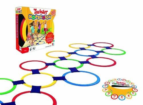 twister rayuela! una nueva forma de jugar al tejo.