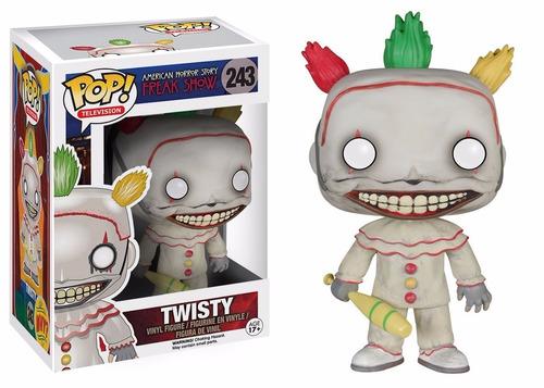 twisty - american horror story temporada 4 - pop funko #243