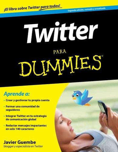twitter para dummies(libro ocio)