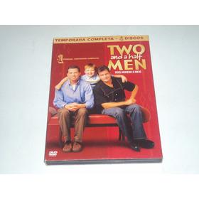 Two And A Half Men: 1ª Temporada (4 Dvds)