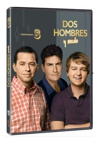 two and a half men - serie completa - dvd