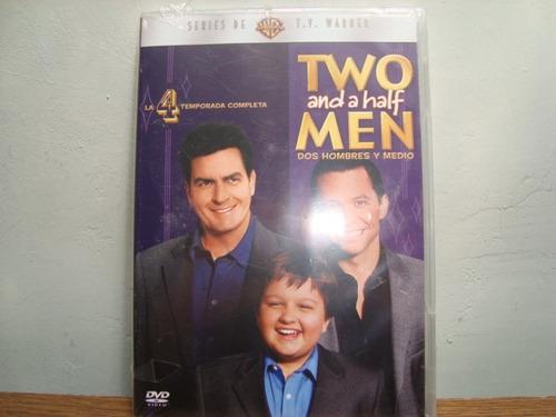 two and a half men temporada 4 serie tv en dvd