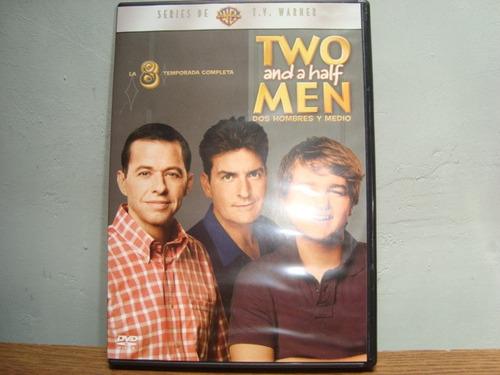 two and a half men temporada 8 serie tv en dvd