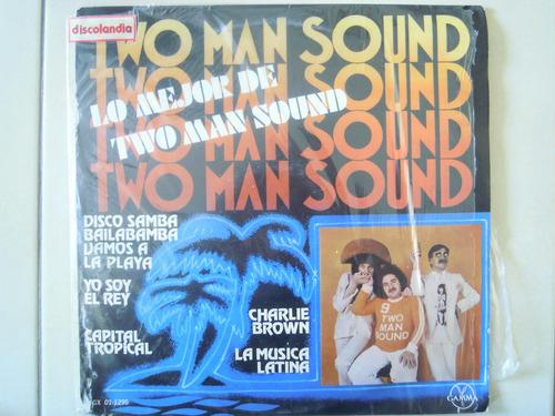 two man sound lp singles lo mejor de