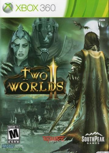 two worlds nuevo sellado xbox 360