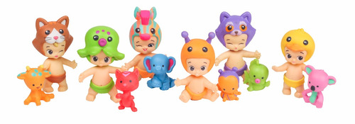 twozies 6 bebes 6 mascotas two-geter set colecciona ink edu
