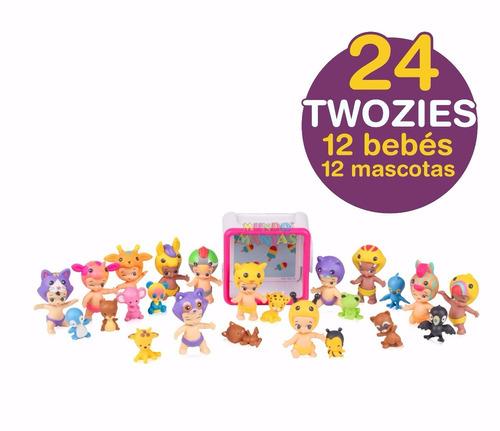 twozies conjunto 24 figuras surtidas original