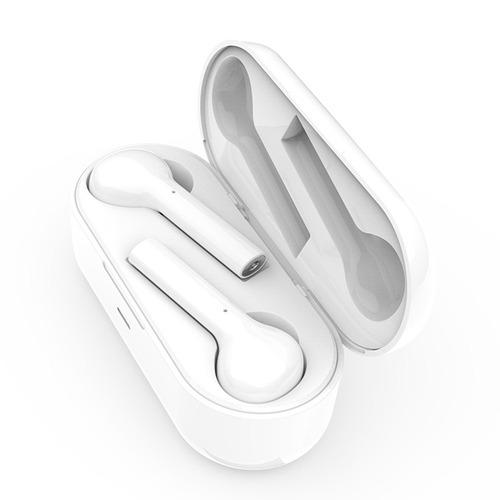 tws 5.0 auricular bluetooth blanco