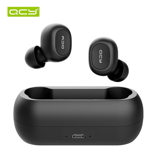tws qcy t1c audifonos bluetooth 5.0 iphone samsung