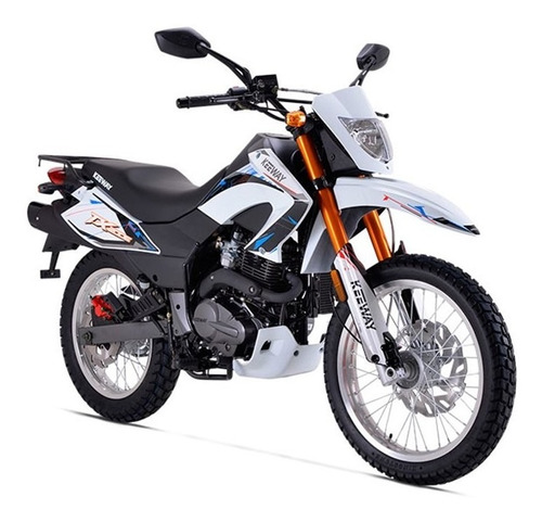 tx 200 keeway 200cc enduro  san miguel
