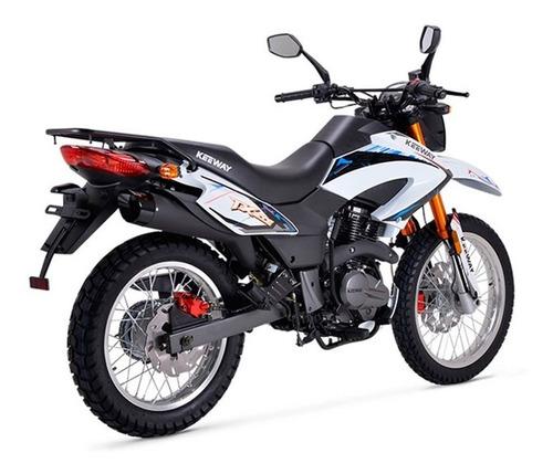 tx 200 - keeway tx 200cc enduro haedo