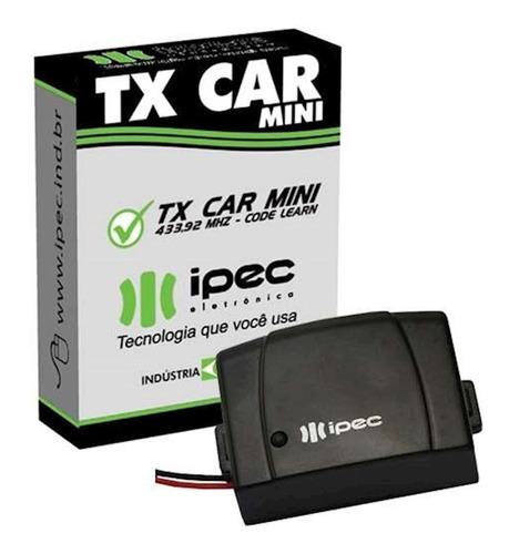tx car ipec 433mhz controle para farol de carro
