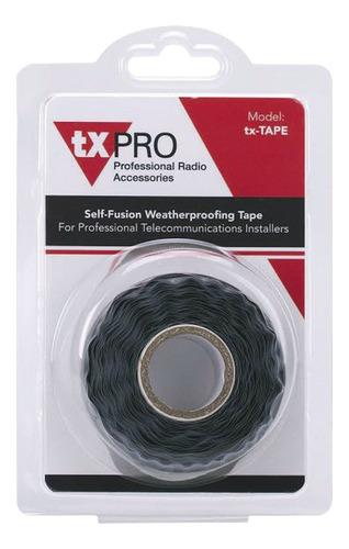 tx-tape cinta de auto fusión para sellar equipo instalado