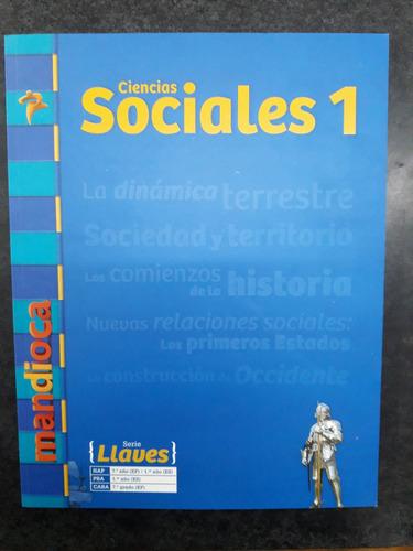 tx2 - mandioca - ciencias sociales 1 - serie llaves