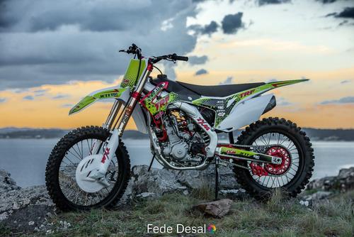 txm trf 250cc o 300cc 4 val 26hp enduro, cross, vt