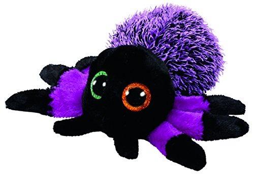 ty beanie boos 37248 creeper la araña púrpura boo
