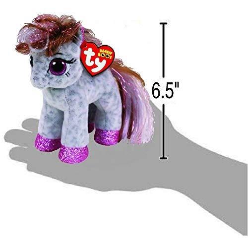 aea4d5eec66 Ty Beanie Boos Paquete De Regalo Ponies Ruby   Cinnamon ...