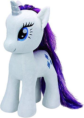 ty beanies mi pequeño pony rarity 20 felpa