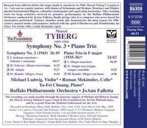 tyberg symphony no. 3 piano trio