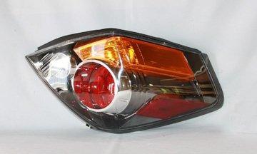 tyc 11-6217-00-1 nissan altima right reemplazo cola lamp