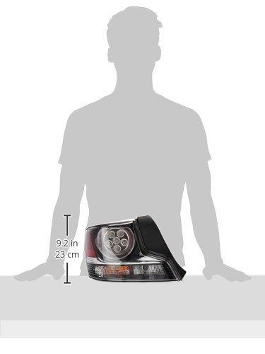 tyc 11-6636-00 vástago tc lámpara de cola reemplazo izquie