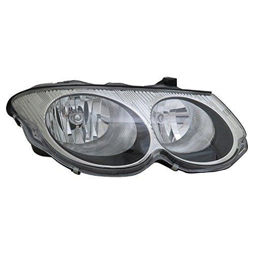 tyc 20-5805-00-1 lámpara de cabeza derecha de reemplazo ( c