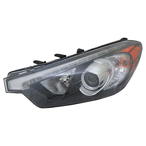 tyc 20-9460-90-1 kia izquierda reemplazo cabeza de la lámpa
