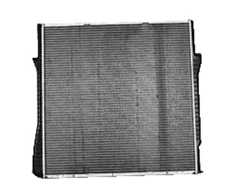 tyc 2593 radiador reemplazo para bmw x5