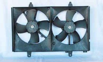 tyc 620760 nissan murano reemplazo radiador / condensador co