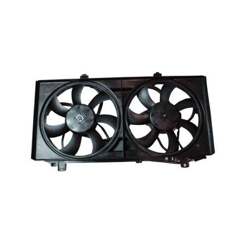 tyc 622350 conjunto de ventilador de refrigeración de reemp